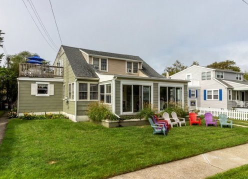 Seaside Beach Retreat, Cape May, Walk one Block to Beach!